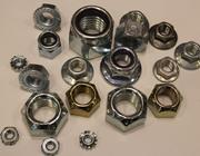 Metal & Nylon Lock Nuts