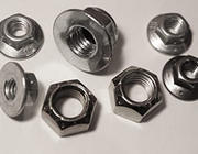 Non-Serrated Flange Nuts
