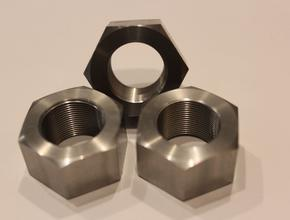 Special Fine Thread Stainless Nuts