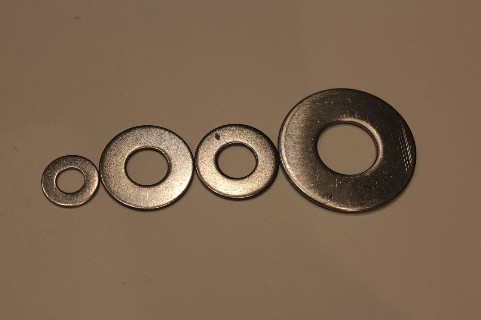 302 Stainless Steel Flat Washers