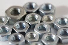 316 heavy hex nuts