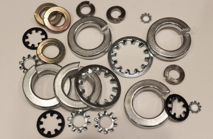Stainless Steel Medium Split Lock Washer