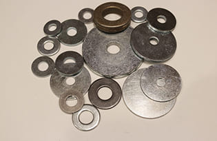 Stainless Steel Flat Washers Manufacturer