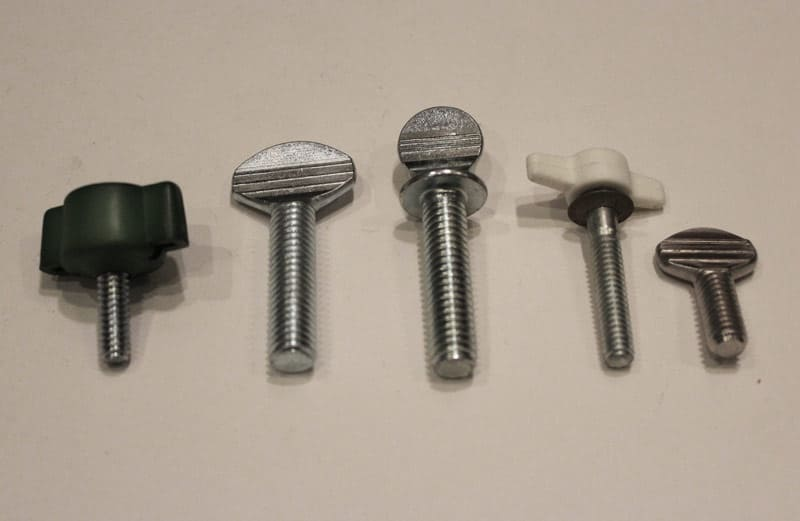 Nylon Thumb Screws WCL Company