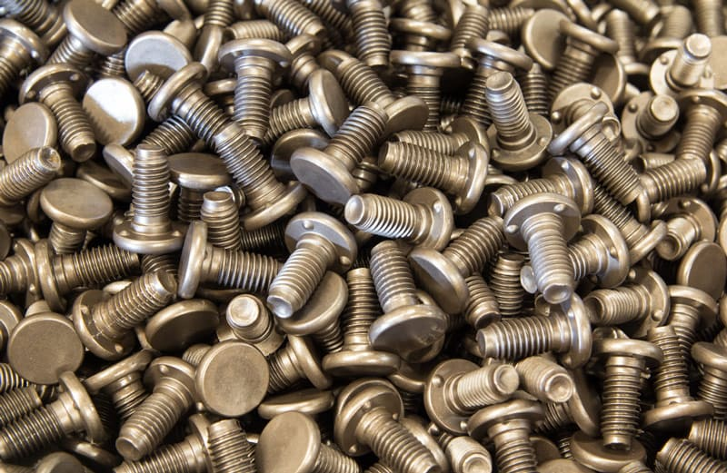 Aluminum Weld Screws