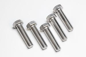 monel 500 hex bolts