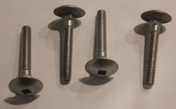 aluminum stadium seat bolts supplier