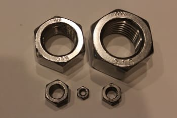 316 stainless steel hex nuts supplier